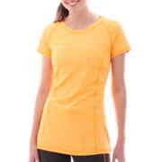 Xersion™ Short-Sleeve Barcode T-Shirt - Tall
