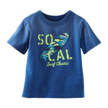 jcpenney.com | OshKosh B'gosh® Graphic Tee - Toddler Boys 2t-5t
