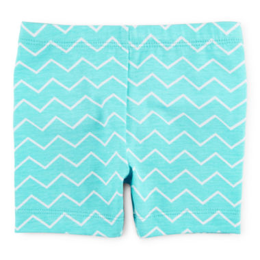 jcpenney.com | Okie Dokie® Bike Shorts - Girls newborn-24m