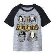 Marvel Avengers Assemble Raglan Tee - Boys 8-20