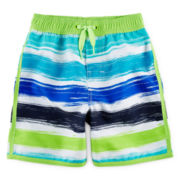 Arizona Ombre Swim Trunks – Boys 2t-5t
