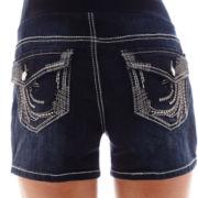 Tala Maternity Overbelly Roll Cuff Shorts