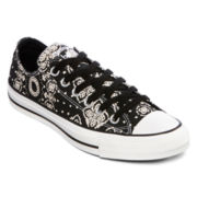 Converse Chuck Taylor All Star Womens Ox Bandana Sneakers