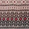 Blk/wht/pink Aztec