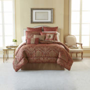 Laurel Hill 7-pc. Jacquard Comforter Set & Accessories