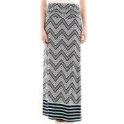 Alyx® Zigzag Print Maxi Skirt