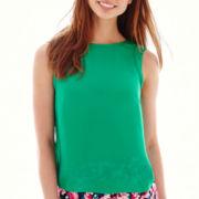 I 'Heart' Ronson® Short-Sleeve Blouse