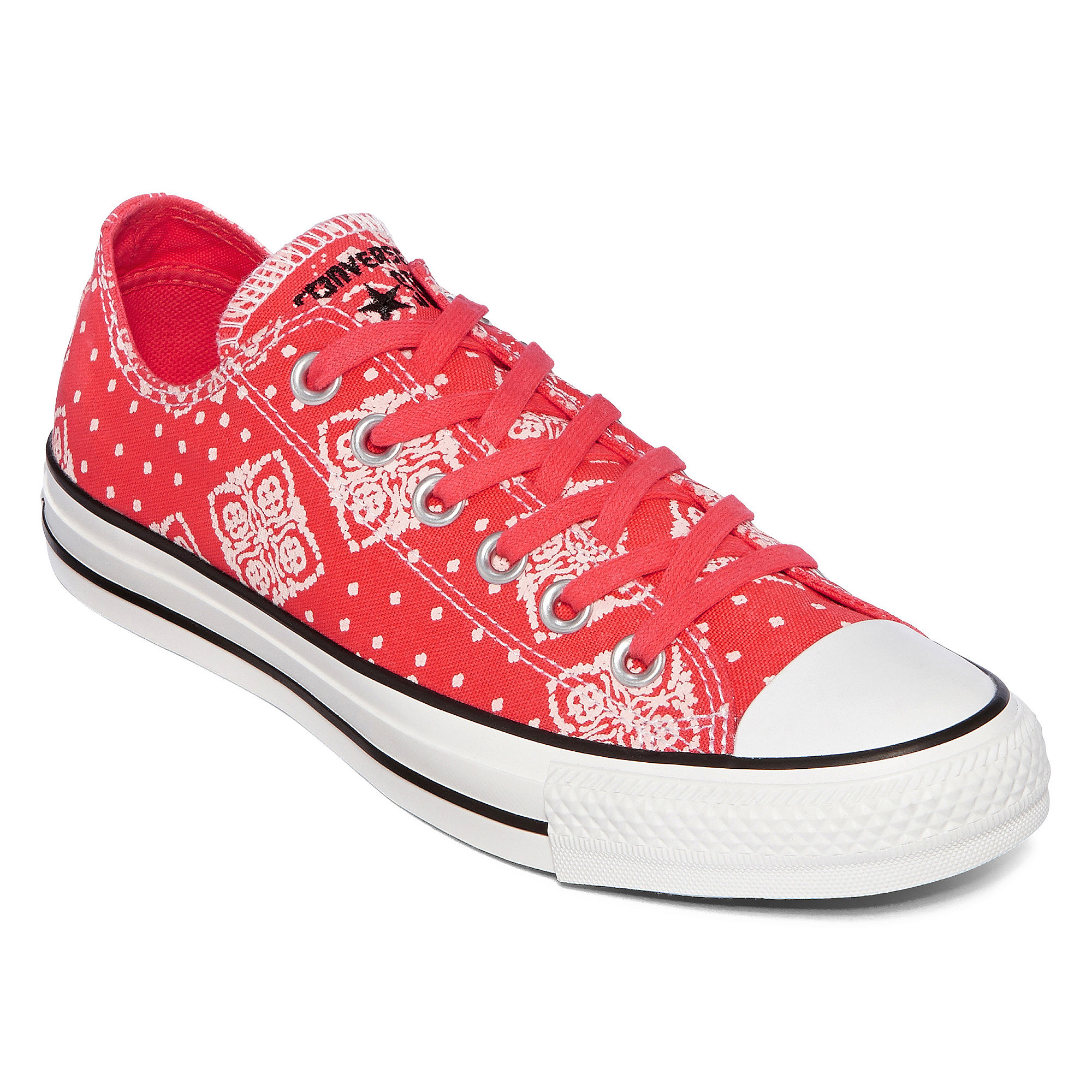 ... UPC 886955780019 product image for Converse Chuck Taylor All Star  Womens Ox Bandana Sneakers  8c0016def