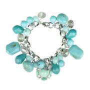 Mixit™ Aqua Bead Shaky Bracelet