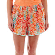 Xersion™ Colorblock Shorts - Plus
