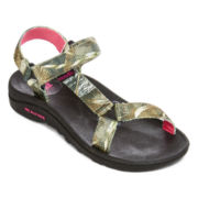 Realtree® Brook Womens River Sandals