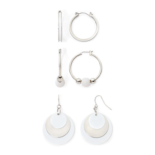Mixit Yellow Earring Sets