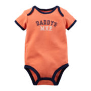 Carter's® Short-Sleeve Slogan Bodysuit - Baby Boys newborn-24m