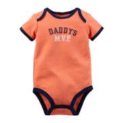 Carter's® Short-Sleeve Slogan Bodysuit - Baby Boys newborn-24m