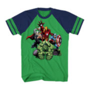 Marvel® Bring The Battle Short-Sleeve Tee - Boys 8-20