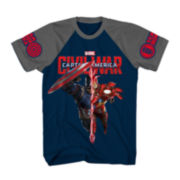 Marvel® Civil War Short-Sleeve Tee - Boys 8-20