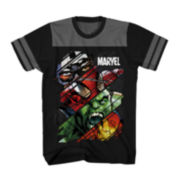 Marvel® Dramatic Short-Sleeve Tee - Boys 8-20