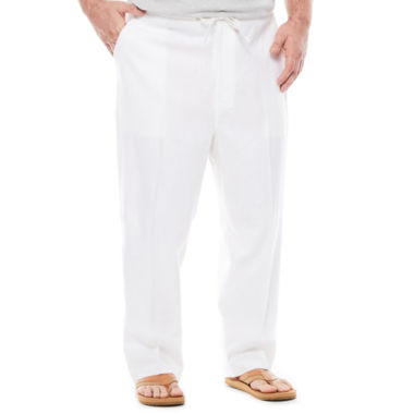 jcpenney.com | The Havanera Co.™ Drawstring Pants - Big & Tall