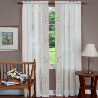 jcpenney.com | Hamilton Rod-Pocket Curtain Panel