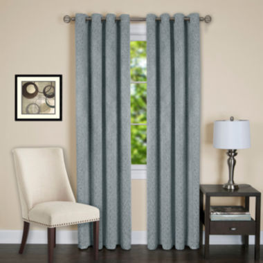 jcpenney.com | Jensen Blackout Grommet-Top Curtain Panel