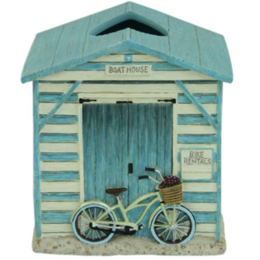 jcpenney.com | Bacova Beach Cruiser Tissue Box Cover