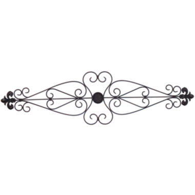jcpenney.com | Forged Metal Scroll Wall Décor
