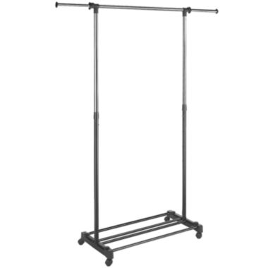 jcpenney.com | Whitmor Deluxe Adjustable Garment Rack