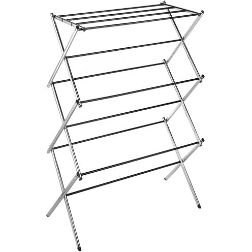 Whitmor Chrome Drying Rack