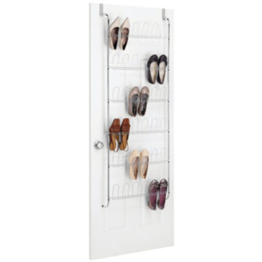 jcpenney.com | Whitmor Over-the-Door 18-pr. Shoe Rack