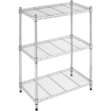jcpenney.com | Whitmor Supreme 3-Tier Shelving Unit