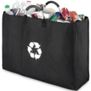 Whitmor Recycle Triple Sorter Bag