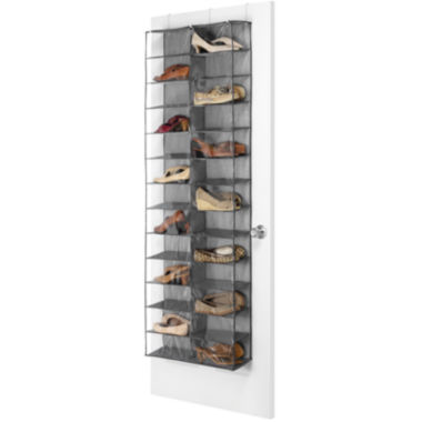 jcpenney.com | Whitmor Over-the-Door Shoe Shelves