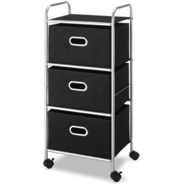jcpenney.com | Whitmor 3-Drawer Chest Cart