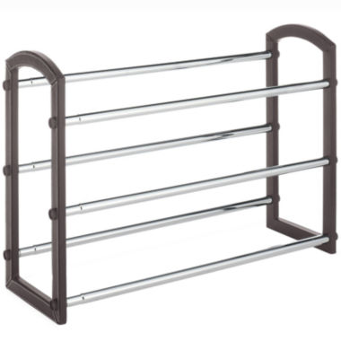 jcpenney.com | Whitmor Faux Leather Expandable Shoe Rack