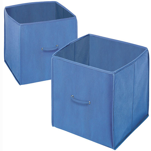 """Whitmor 14"""" Collapsible Storage Cube"""