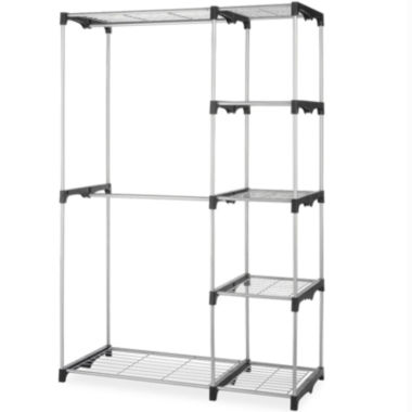 jcpenney.com | Whitmor Double-Rod Closet