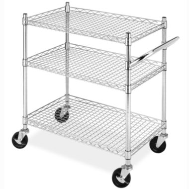jcpenney.com | Whitmor Commercial 3-Tier Cart