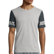 Nike® Just Do It Short-Sleeve Tee