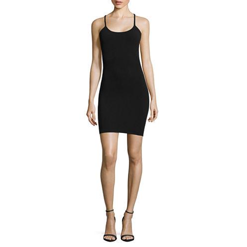 Private Invite Sleeveless Bodycon Dress