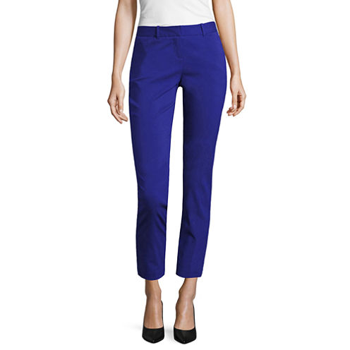 Worthington® Slim Ankle Pants - Tall