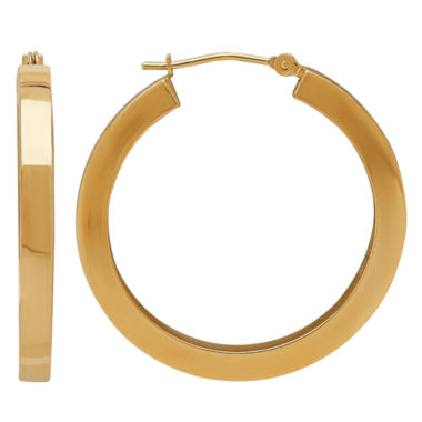 jcpenney.com | 14K Gold Hoop Earrings