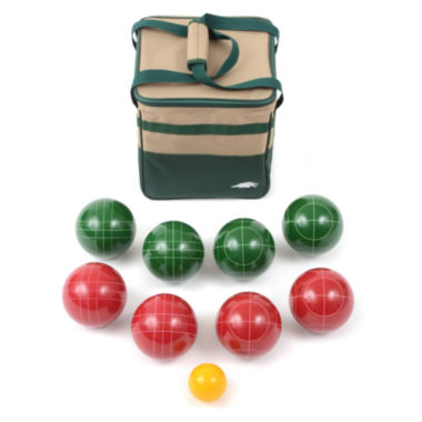 jcpenney.com | Lion Sports Bocce Ball Set 100Mm Ball with Tape Measure And Carry Bag