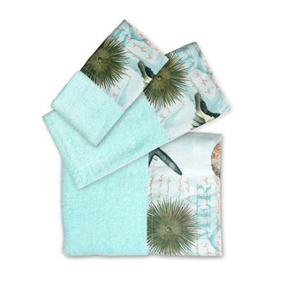 Popular Bath Atlantic 3-pc. Bath Towel Set