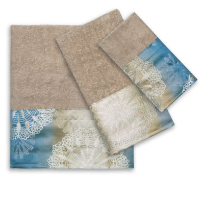 Popular Bath Fallon 3-pc. Bath Towel Set