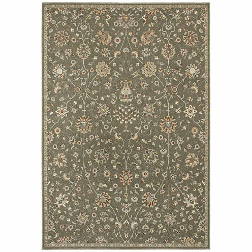 Covington Home Peyton Garden Rectangle Rug