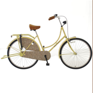 jcpenney.com | Hollandia City Leopard Dutch Women's Cruiser Bicycle