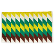 Duro Olowu for jcp Rectangular Accent Rug- Green