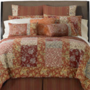 jcp home™ Sienna 3-pc. Quilt Set & Accessories