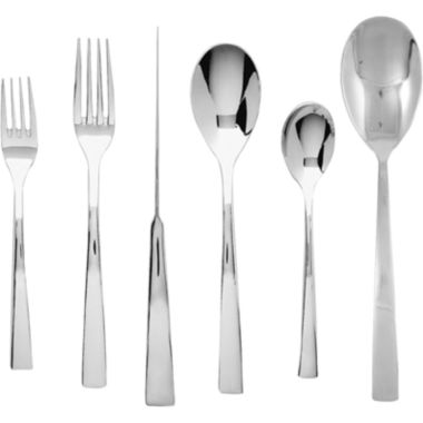 jcpenney.com | Ginkgo President 42-pc. Flatware Set