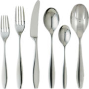 Ginkgo Skandia 42-pc. Flatware Set